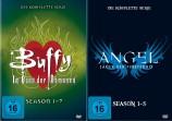 Buffy - Im Bann der Dämonen - Komplettes Boxset + Angel - Jäger der Finsternis - Die komplette Serie - Set (DVD)