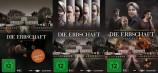 Die Erbschaft - Die kompletten Staffeln 1+2+3 - Set (DVD)