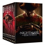 Nightmare on Elm Street (Freddy Krueger) 1-7 + Remake - Mediabook Set (Blu-ray)