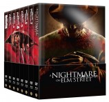 Nightmare on Elm Street (Freddy Krueger) 1-7 + Remake - Mediabook Set (Wattiert) (Blu-ray)