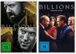 Billions - Staffel 1+2 Set (DVD)
