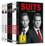 Suits - komplette Staffeln 1+2+3+4+5+6+7 Set (DVD)