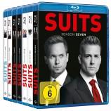 Suits - komplette Staffeln 1+2+3+4+5+6+7 Set (Blu-ray)