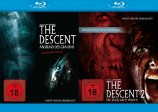 The Descent 1 - Abgrund des Grauens + The Descent 2 - Die Jagd geht weiter - Set (Blu-ray)