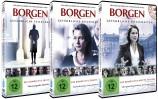 Borgen - Gefährliche Seilschaften - Die komplette Serie - Staffel 1-3 im Set (DVD)