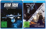 Star Trek 1-10 Legends of the Final Frontier Collection + 11+12 Double Feature -  Star Trek 1 - 12 Movie Set (Blu-ray)