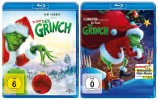 Der Grinch + Der Grinch als Animationsfilm - Set (Blu-ray)