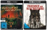 Friedhof der Kuscheltiere / Original + Remake 2019 Version Set - 4K Ultra HD Blu-ray + Blu-ray (4K Ultra HD)