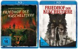 Friedhof der Kuscheltiere / Original + 2019 Version Set (Blu-ray)