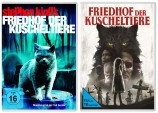 Friedhof der Kuscheltiere / Original + 2019 Version Set (DVD)