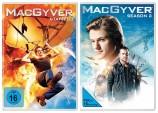 MacGyver - Staffel 1 + 2 Set (DVD)