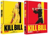 Kill Bill - Volume 1 + 2 - Mediabook Set - Limited Collector's Edition (Blu-ray)