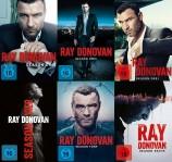 Ray Donovan - Die kompletten Staffeln 1+2+3+4+5+6 - Set (DVD)