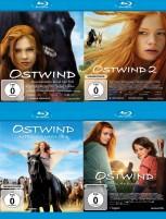 Ostwind 1+2+3+4 Set - Aufbruch nach Ora / Aris Ankunft (Blu-ray)