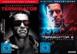 Terminator 1 - Ungeschnittene Fassung + Terminator 2 - Tag der Abrechnung - Digital Remastered (DVD)
