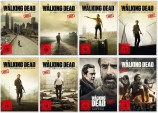 The Walking Dead - Die kompletten Staffeln 1-8 im Set (DVD)