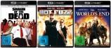 Cornetto Trilogie Set - Shaun of the Dead + Hot Fuzz - Zwei abgewichste Profis + The World's End - 4K Ultra HD Blu-ray + Blu-ray (4K Ultra HD)