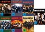 Chicago Fire - Die kompletten Staffeln 1+2+3+4+5+6+7 - Set (DVD)