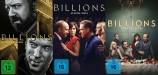 Billions - Die kompletten Staffeln 1+2+3 - Set (DVD)