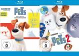 Pets 1+2 - Set (Blu-ray)