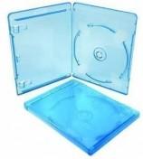 Blu-Ray Hülle (Leerhülle) 11 mm Single Case (Zubehör)