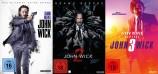 John Wick: Kapitel 1-3 - Set (DVD)