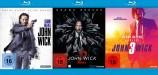 John Wick: Kapitel 1-3 - Set (Blu-ray)
