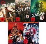 Z-Nation - Die komplette Serie - Staffel 1-5 im Set (DVD)