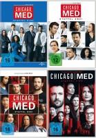 Chicago Med - Die kompletten Staffeln 1-4 im Set (DVD)
