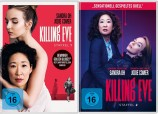 Killing Eve - Die kompletten Staffeln 1+2 im Set (DVD)