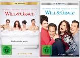 Will & Grace - Revival - Die kompletten Staffeln 1+2 im Set (DVD)