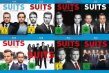 Suits - Die kompletten Staffeln 1+2+3+4+5+6+7+8 im Set (Blu-ray)