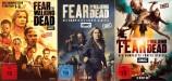 Fear the Walking Dead - Die kompletten Staffeln 1+2+3+4+5 im Set (DVD)