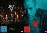 Vikings - 4.1 + 4.2 - Die komplette Staffel 4 im Set (DVD)