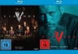 Vikings - 4.1 + 4.2 - Die komplette Staffel 4 im Set (Blu-ray)