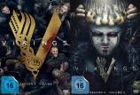 Vikings - 5.1 + 5.2 - Die komplette Staffel 5 im Set (DVD)
