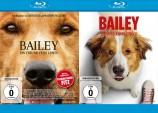 Bailey 1+2 Set - Ein Freund fürs Leben / Ein Hund kehrt zurück (Blu-ray)