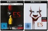 Stephen Kings Es - 2017 + Es - Kapitel 2 - 4K Ultra HD Blu-ray + Blu-ray Set (4K Ultra HD)