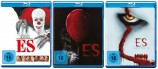 Stephen Kings Es - Original von 1990 + Es - 2017 + Es - Kapitel 2 - Set (Blu-ray)