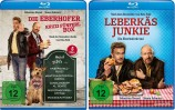 Die Eberhofer - Kruzifünferl Box + Leberkäsjunkie - Ein Eberhofer Krimi - Set (Blu-ray)