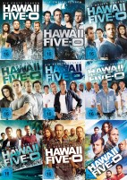 Hawaii Five-O - Die kompletten Staffeln 1+2+3+4+5+6+7+8+9 im Set (DVD)