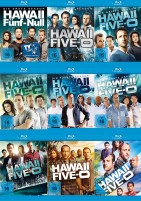 Hawaii Five-O - Die kompletten Staffeln 1+2+3+4+5+6+7+8+9 im Set (Blu-ray)