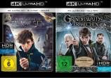Phantastische Tierwesen + Phantastische Tierwesen: Grindelwalds Verbrechen im Set - 4K Ultra HD Blu-ray + Blu-ray (Ultra HD Blu-ray)