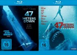 47 Meters Down + 47 Meters Down - Uncaged - Set (Blu-ray)
