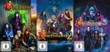 Descendants 1+2+3 - Die Nachkommen - Set (DVD)