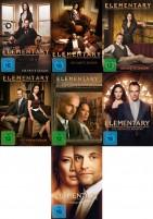 Elementary - Die kompletten Staffeln 1+2+3+4+5+6+7 / Die komplette Serie im Set (DVD)