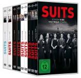Suits - Die kompletten Staffeln 1+2+3+4+5+6+7+8+9 - Die komplette Serie im Set (DVD)