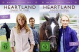 Heartland - Paradies für Pferde - Die komplette Staffel 8 / Teil 1+2 im Set (DVD)