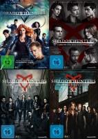 Shadowhunters - Chroniken der Unterwelt - Staffel 1 + 2 + 3.1 + 3.2 (DVD)