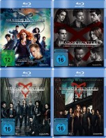 Shadowhunters - Chroniken der Unterwelt - Staffel 1 + 2 + 3.1 + 3.2 (Blu-ray)